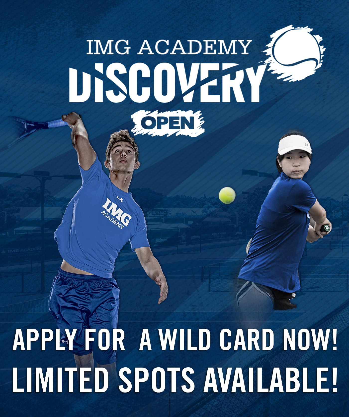 IMG Academy Discovery Open