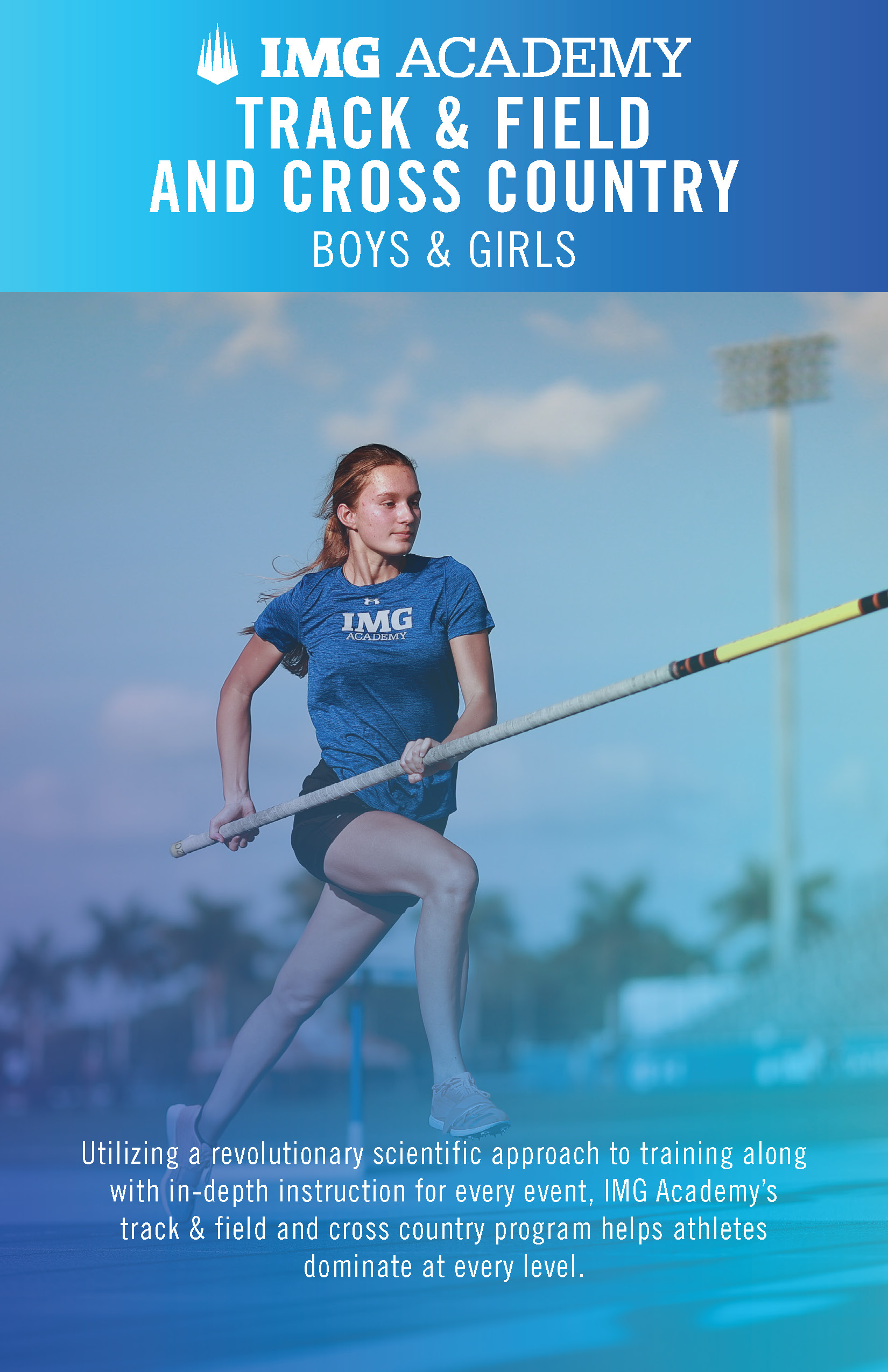IMG Academy Track & Field and Cross Country Program