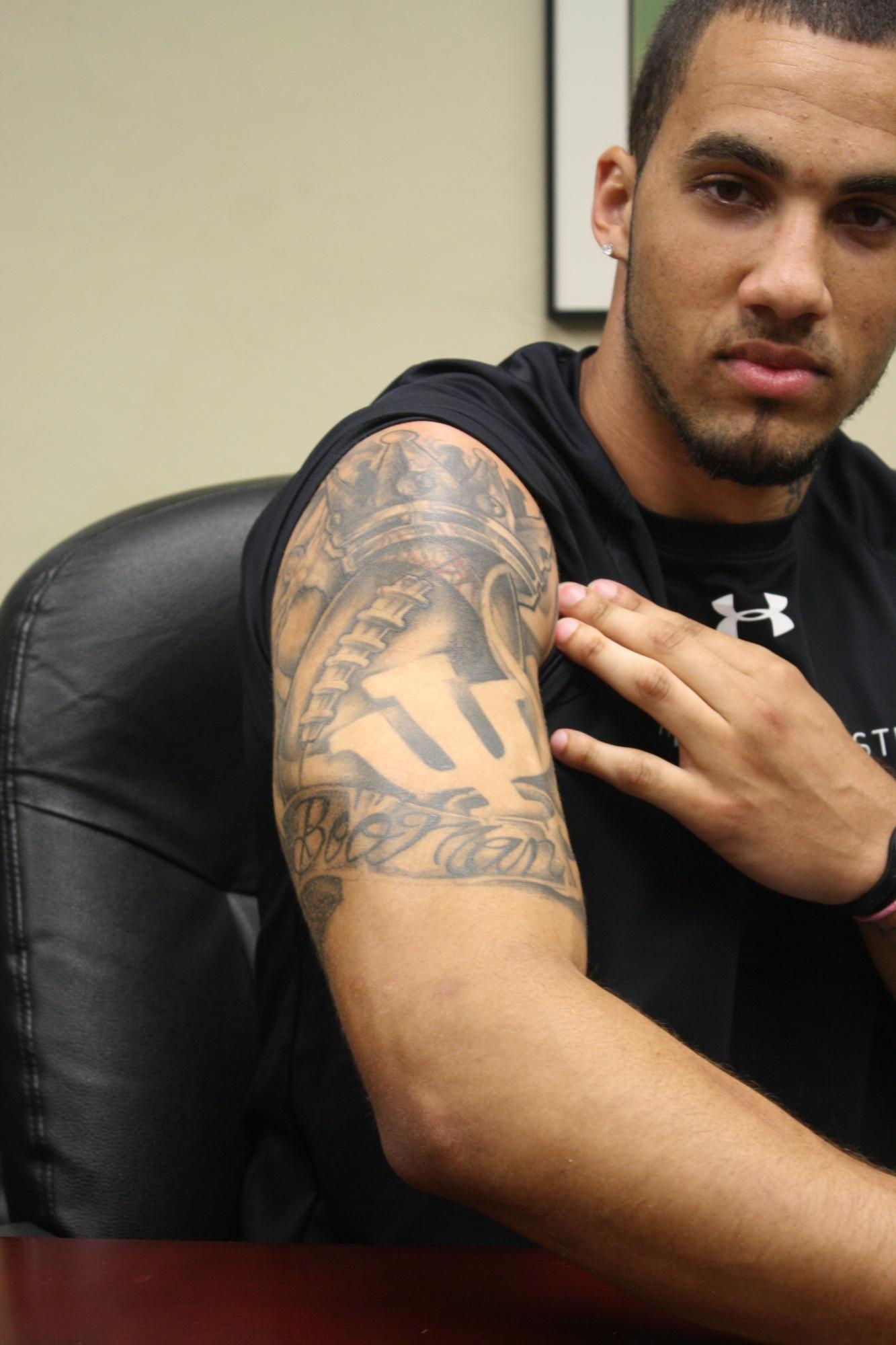 Best Football H... American Football Tattoos Designs
