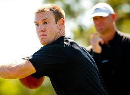 Chris Weinke and Ryan Tannehill