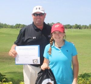 Savannah Lodge, IMG Academy Golf Athlete of the Week: June 4th - 8th