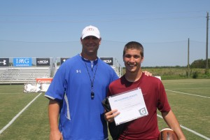 Tyler Kaminski wins the IMG Academy Athlete of the Week presented by Gatorade.