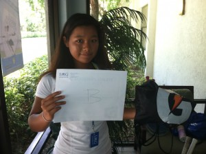 Erin Kwok wins the IMG Academy Tennis Athlete of the Week award presented by Gatorade.