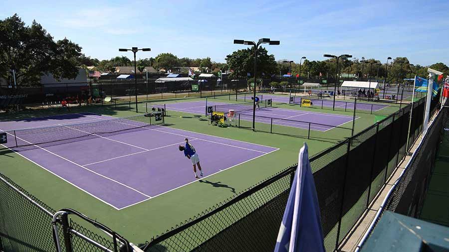 Tennis Academy - Tennis School   IMG Academy 2018