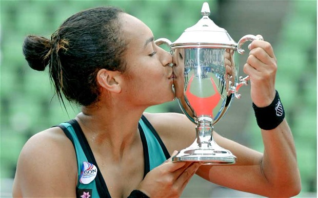Heather Watson's victory in the Japan Women's Open tennis tournament makes her the first Briton in 24 years to win a WTA Tour singles title