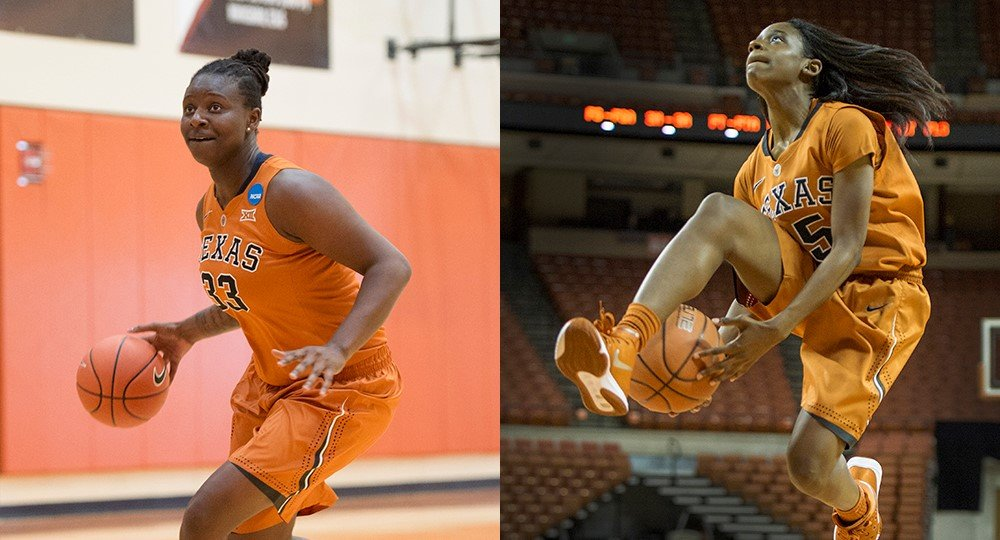 Rellah Boothe and Chasity Patterson comprise the nation's No. 3 recruiting class.