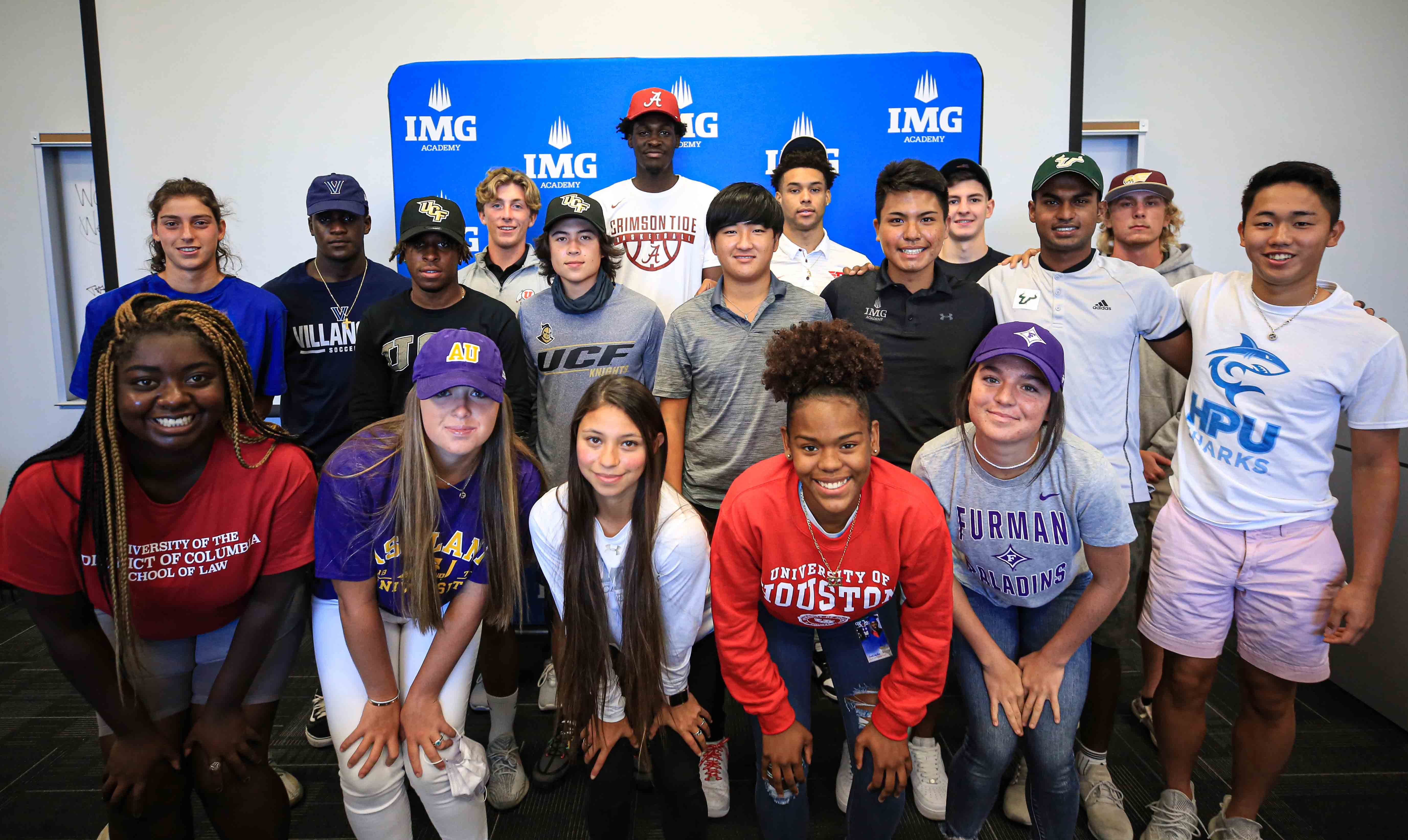nli signing day