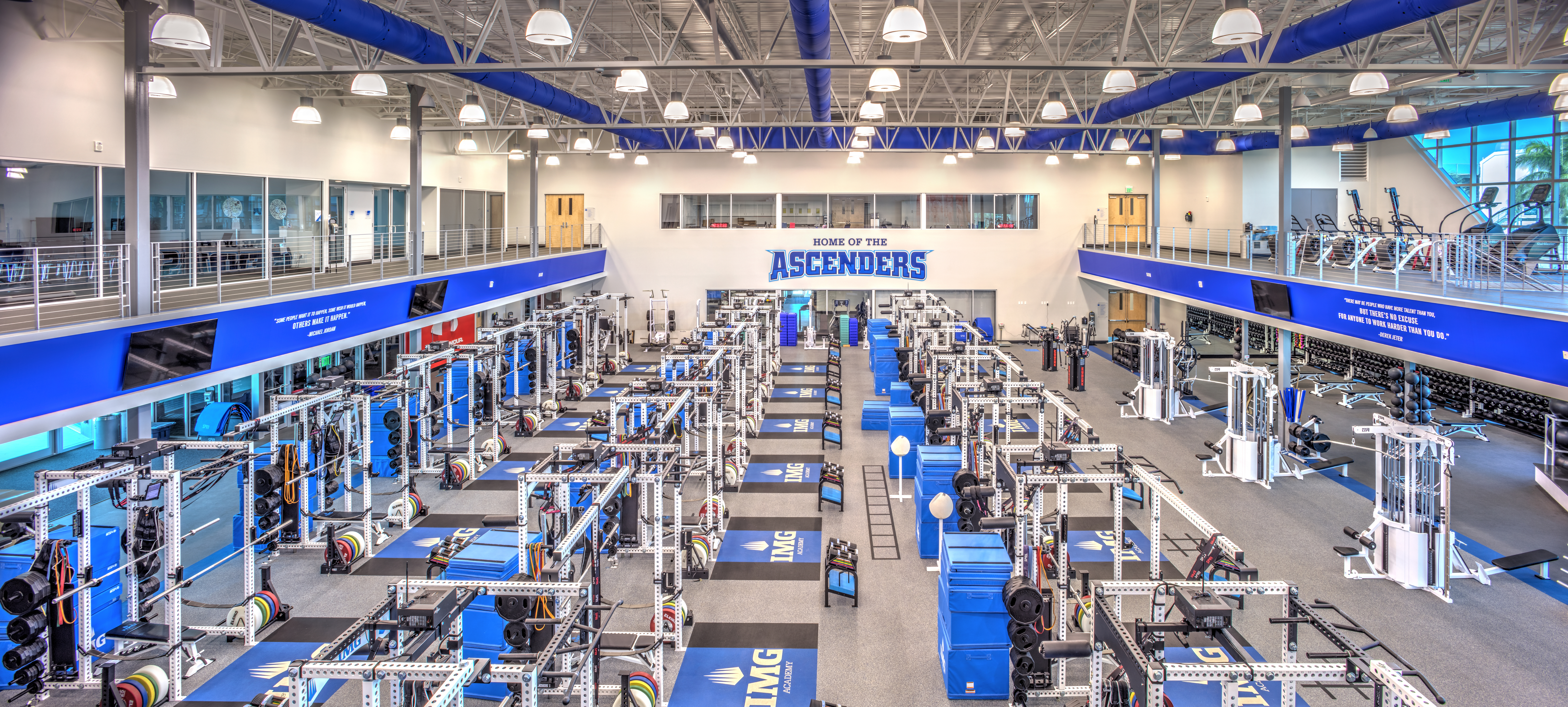 img academy performance center
