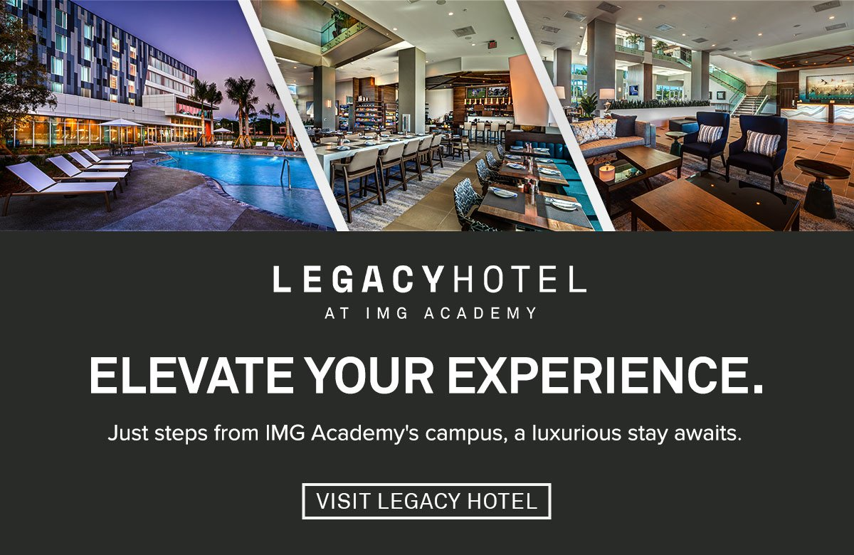 Learn more about exclusive Legacy Hotel offers
