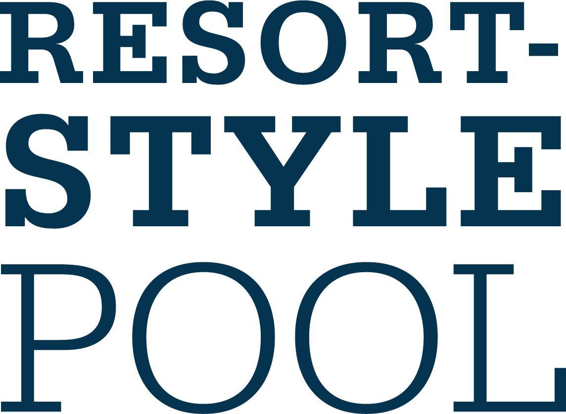 Resort-style Pool