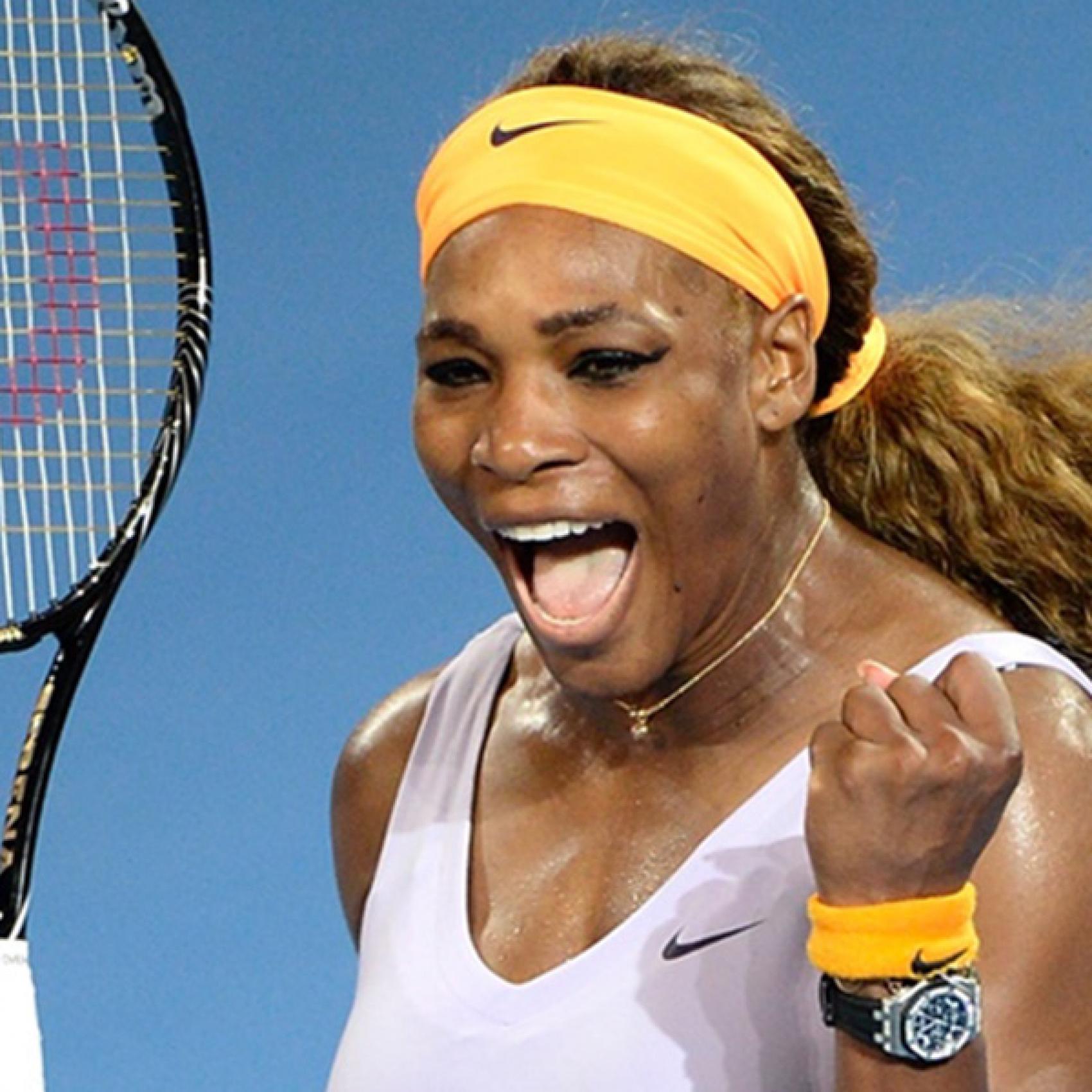 Serena Williams Img Academy