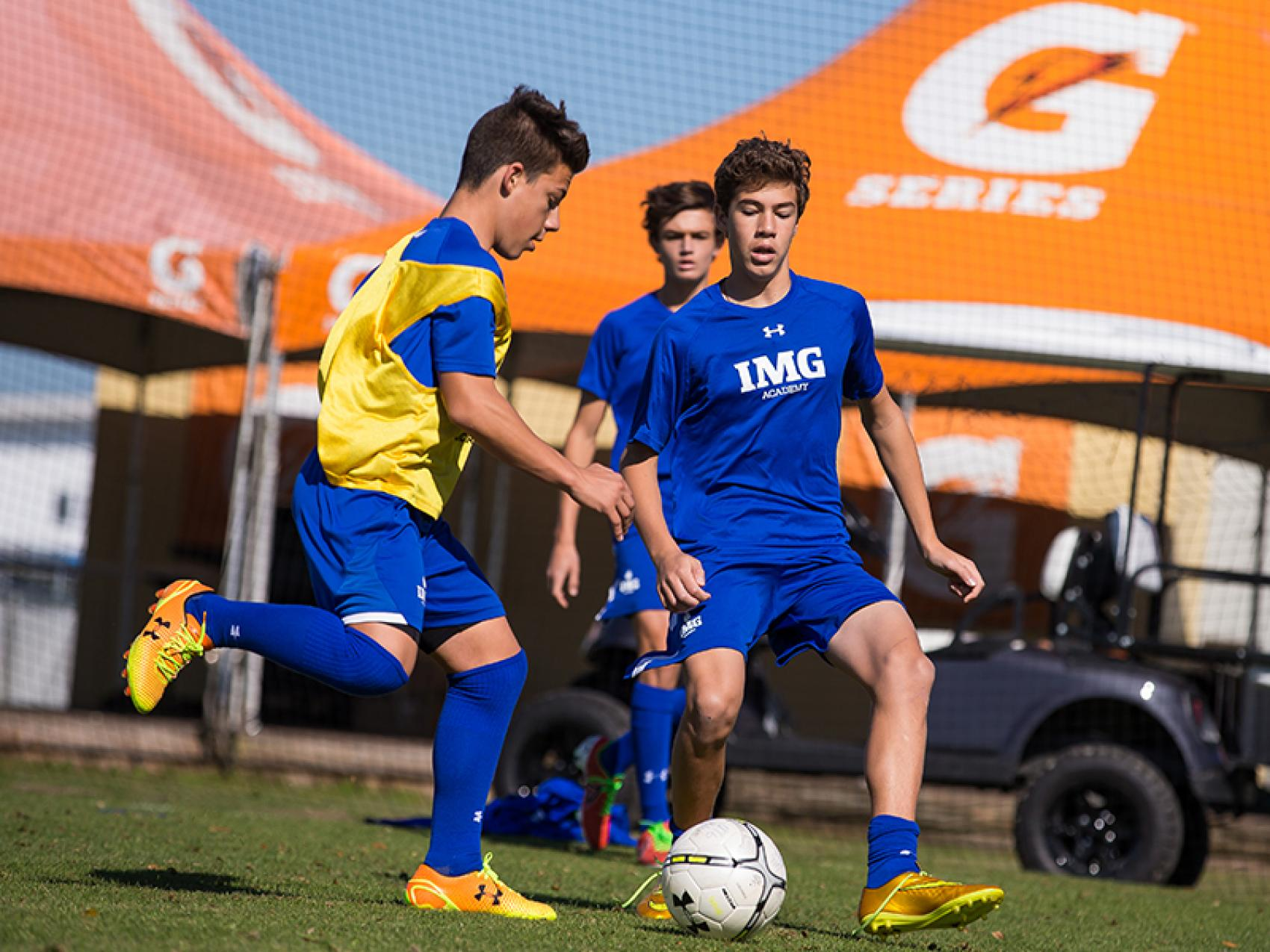 Img: IMG Cup - Boys Invitational