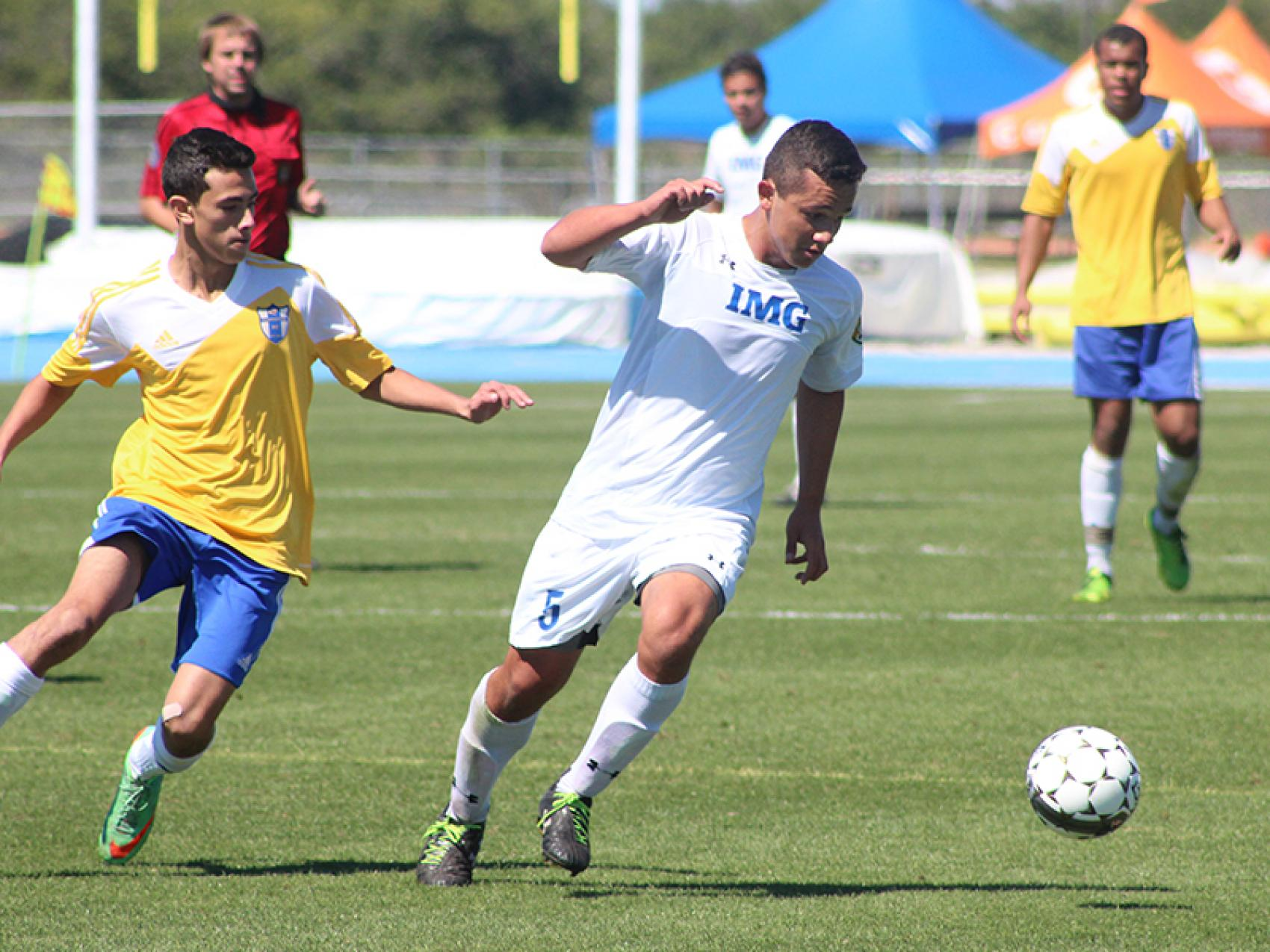 Img: IMG Cup - College Showcase