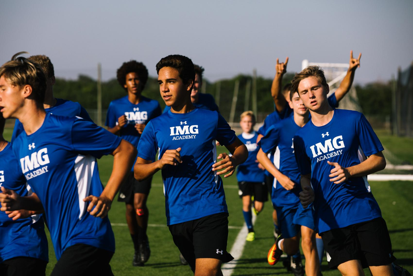 Img: Athletic Programs