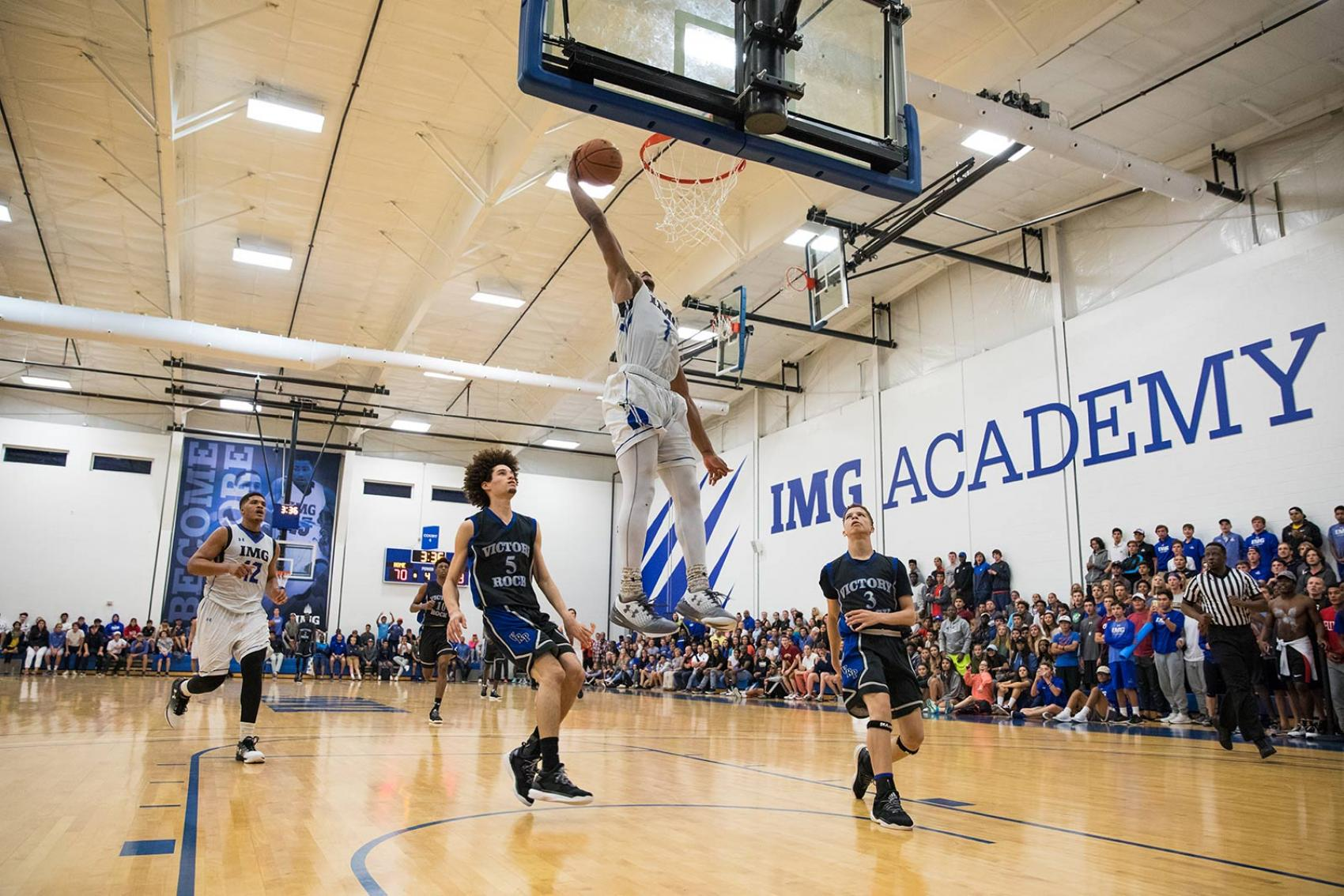 Img: Basketball Academy - Basketball Program