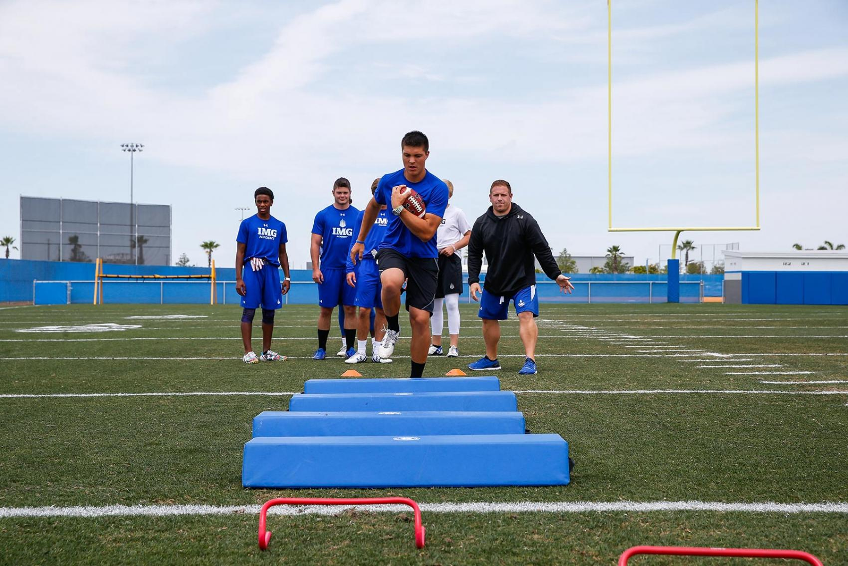 Football camps for adults pics 29
