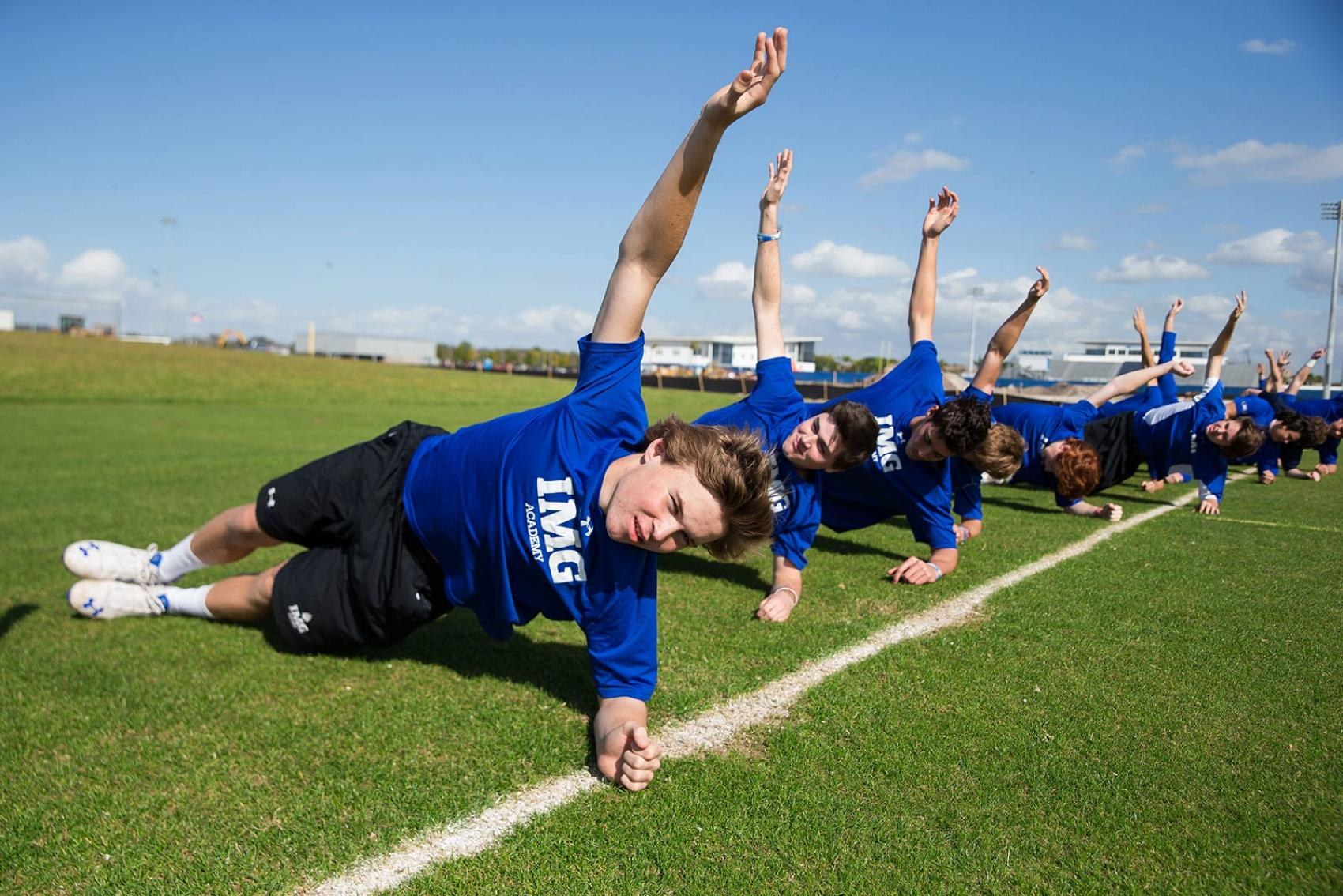 Sports Performance Camps - Speed Camps | IMG Academy 2019