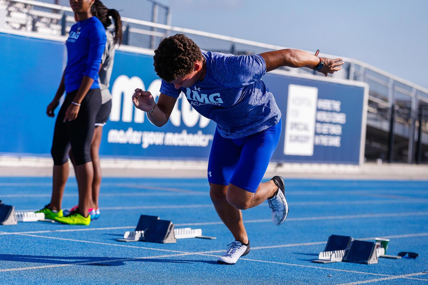 Track and Field Academy - Track and Field Program | IMG Academy 2019