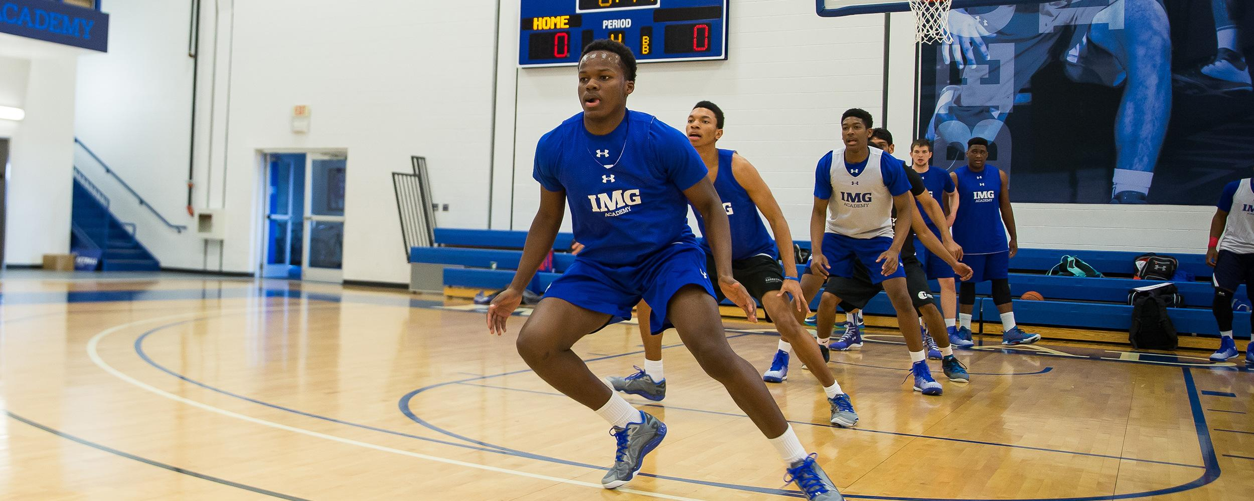 Img: IMG Academy Basketball Camps