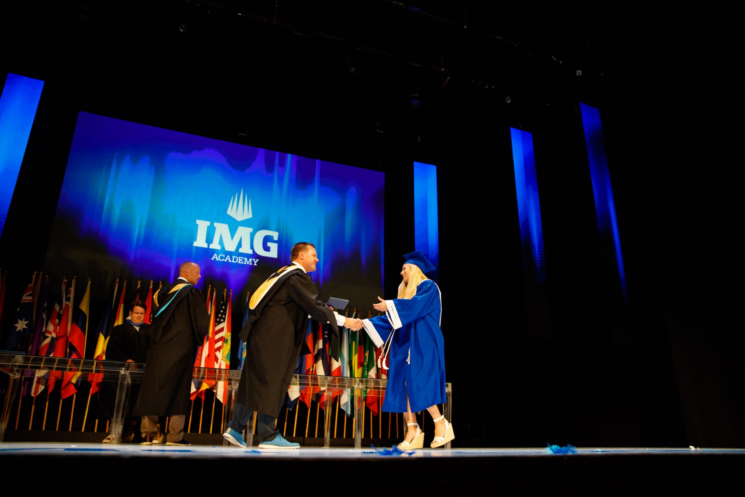 IMG Academy's 2019 Graduation Ceremony Honors 260 Ascenders