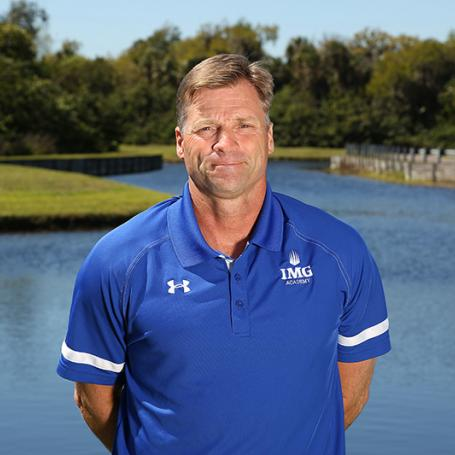Dan Simonds - Director, IMG Academy Baseball Program