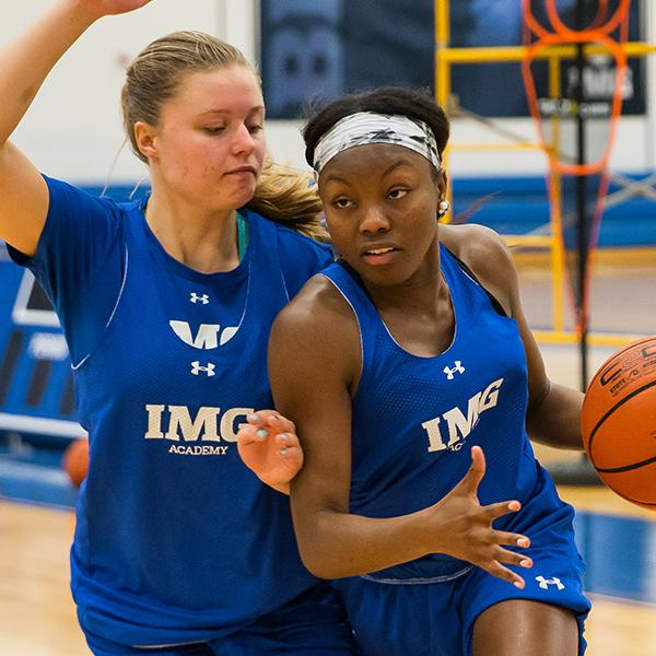 Competition Basketball Training at IMG