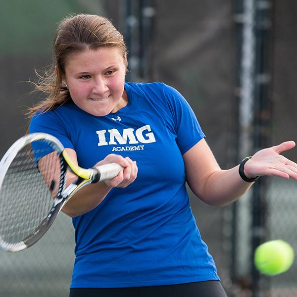 Performance Tennis Training at IMG