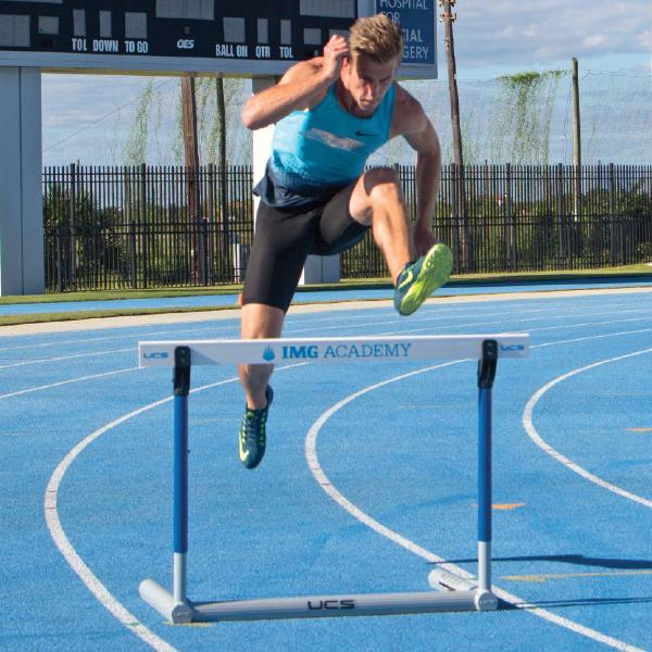 Hurdles Training at IMG