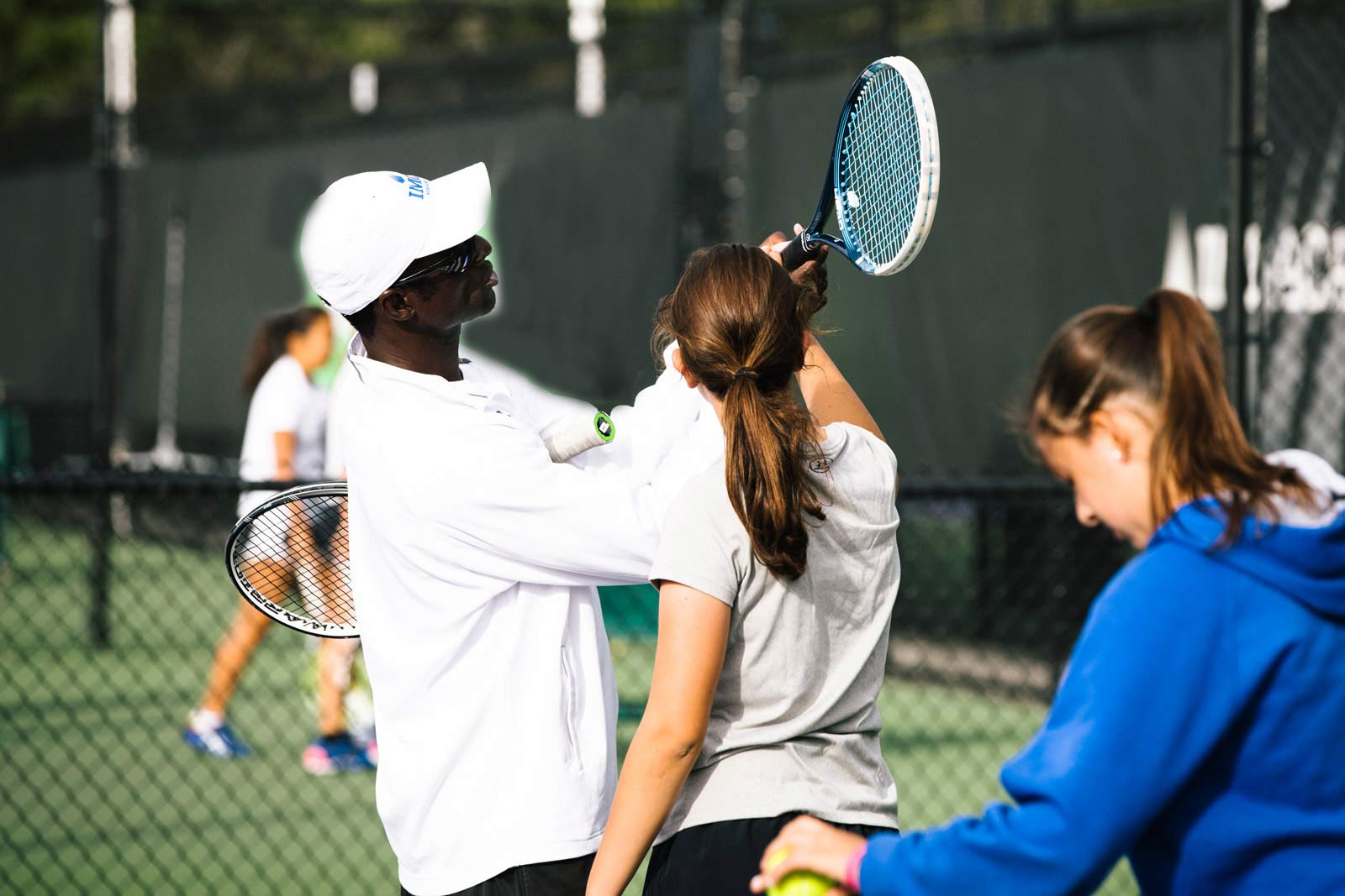 Girls Tennis Camps Girls Tennis Training Img Academy 2019