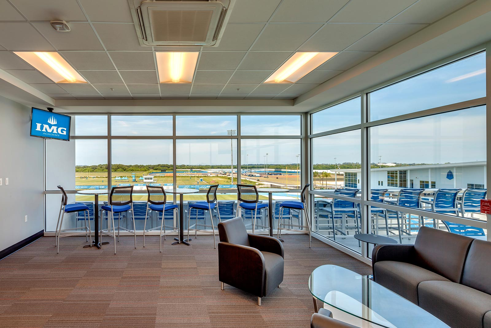img academy stadium balcony room