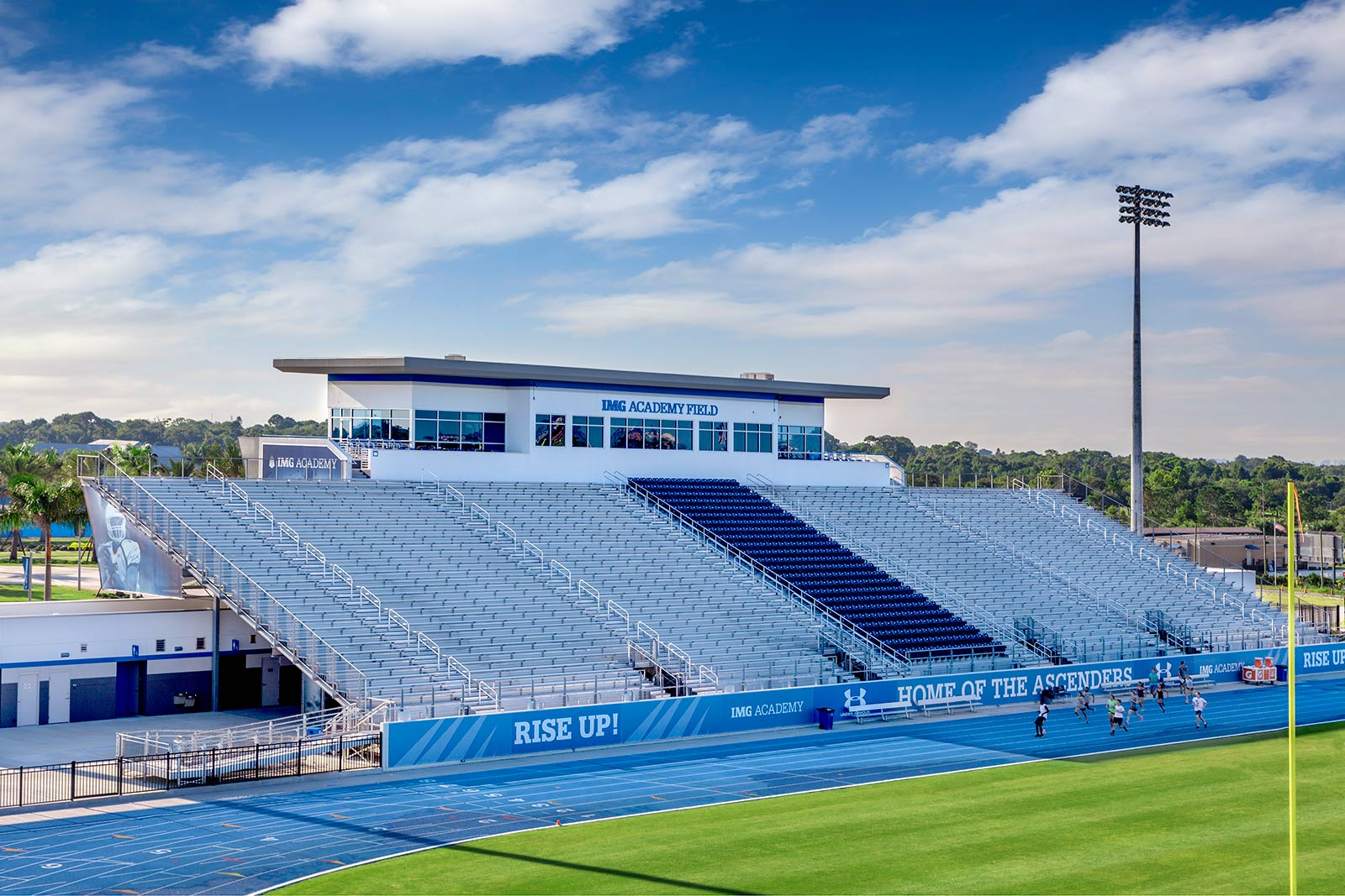 Img: Indoor Football Field Rental - IMG Academy Stadium