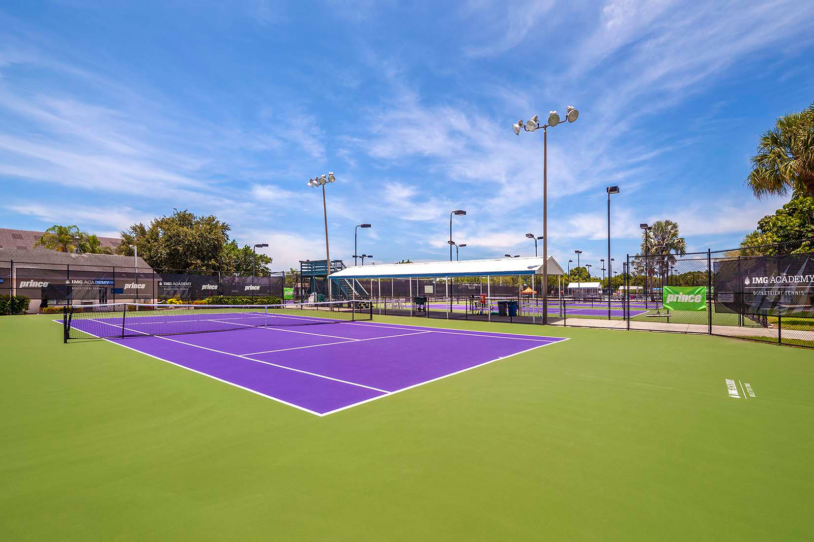 IMG Academy Tennis Courts